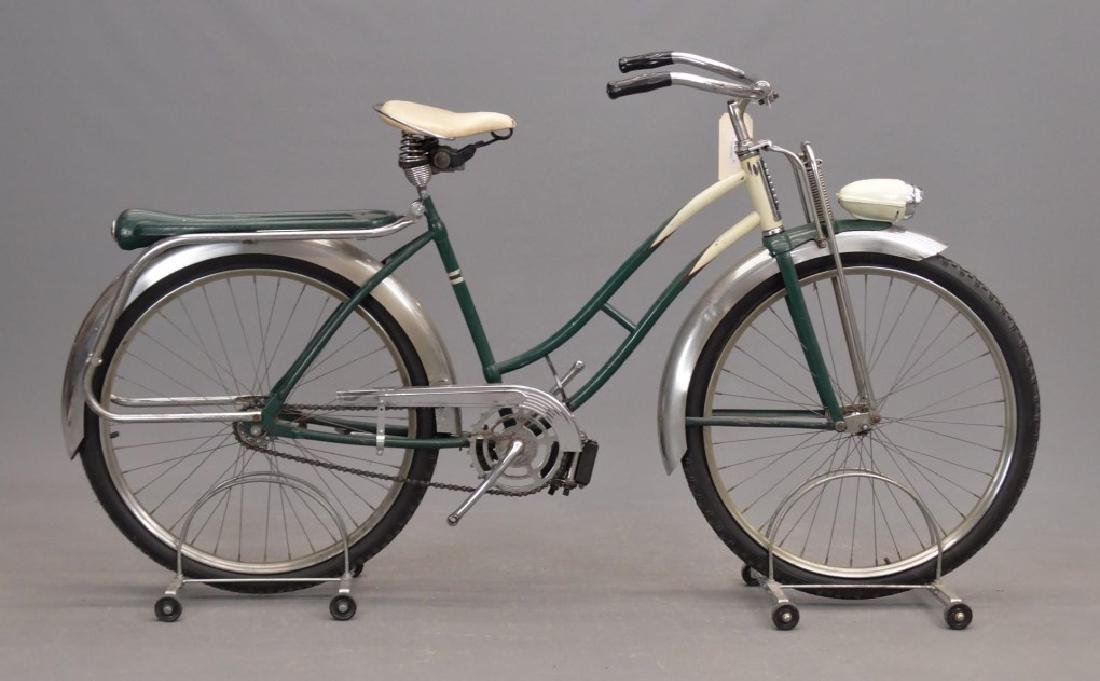 1951 Mercury By Murray Bicycle