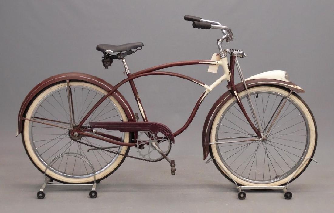 1947 Schwinn Henderson Bicycle