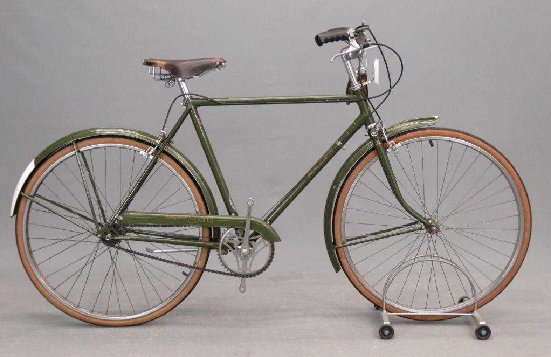 1970's Raleigh Sports Bicycle