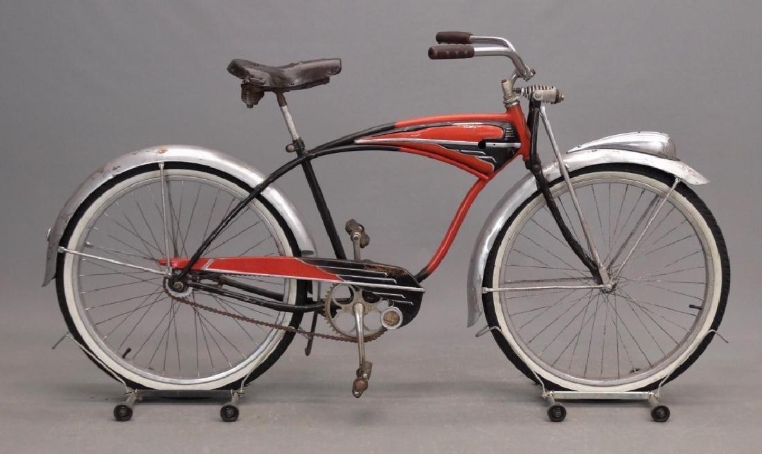 C. 1956 Schwinn Black Phantom Bicycle