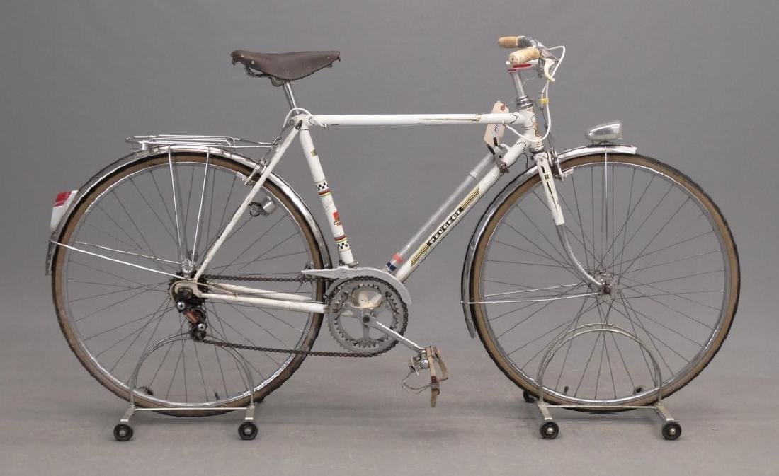 1965 Peugeot Touring Bicycle