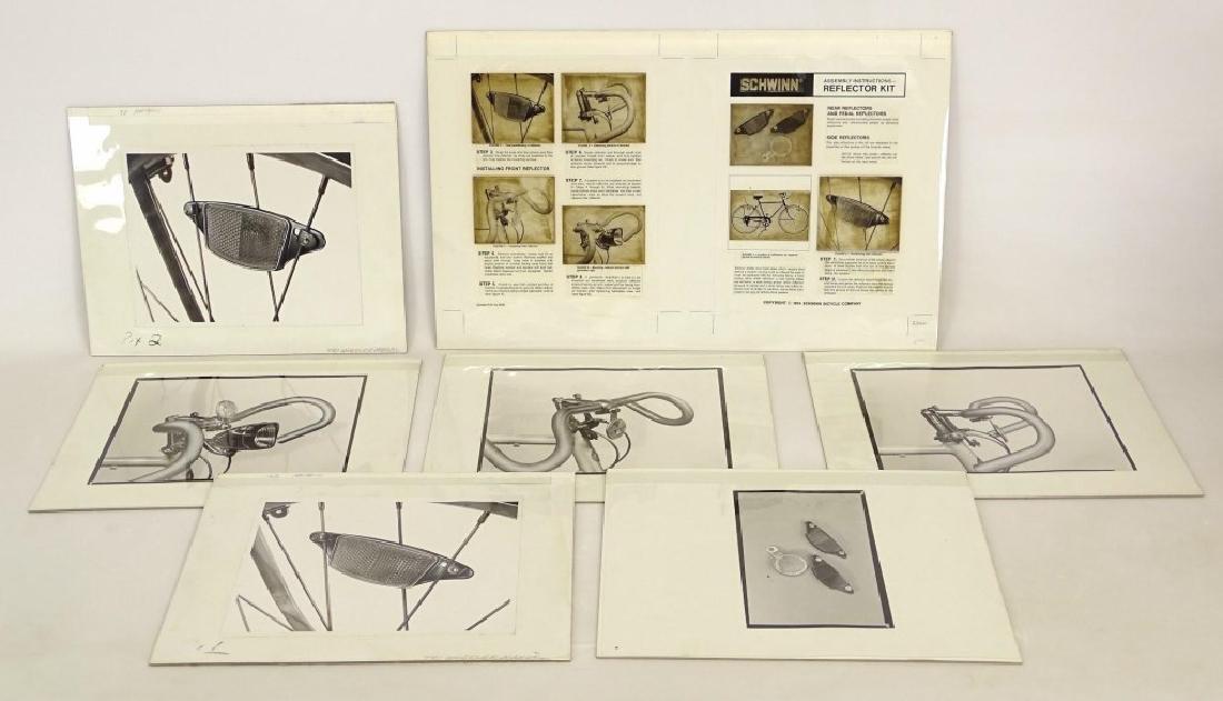 Schwinn Reflector Kit Artwork