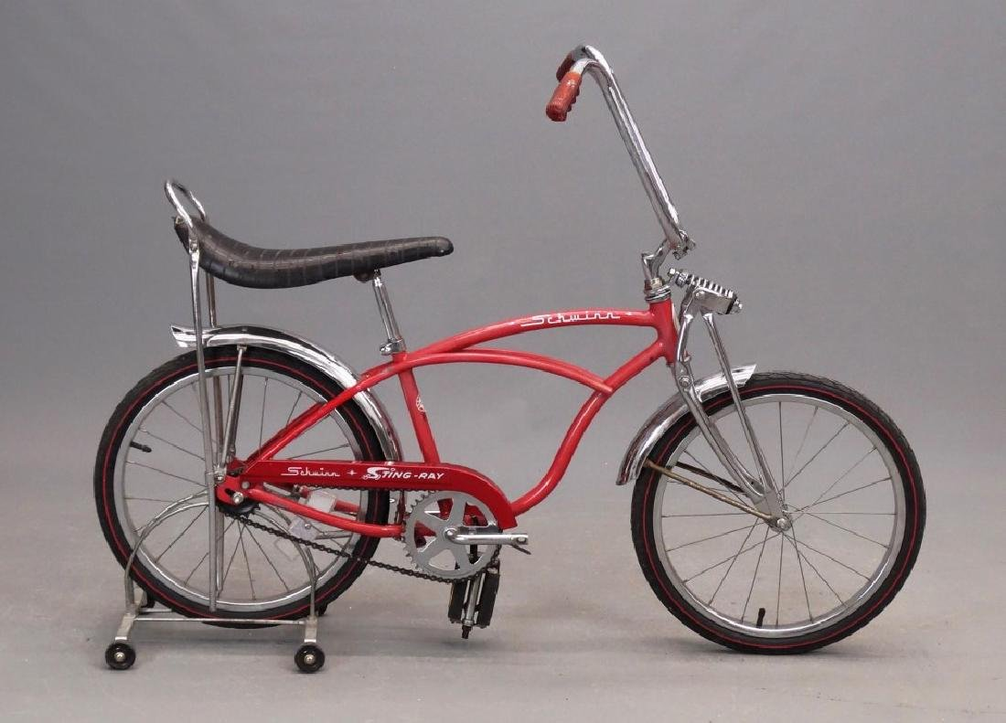 1977 Schwinn Stingray Bicycle