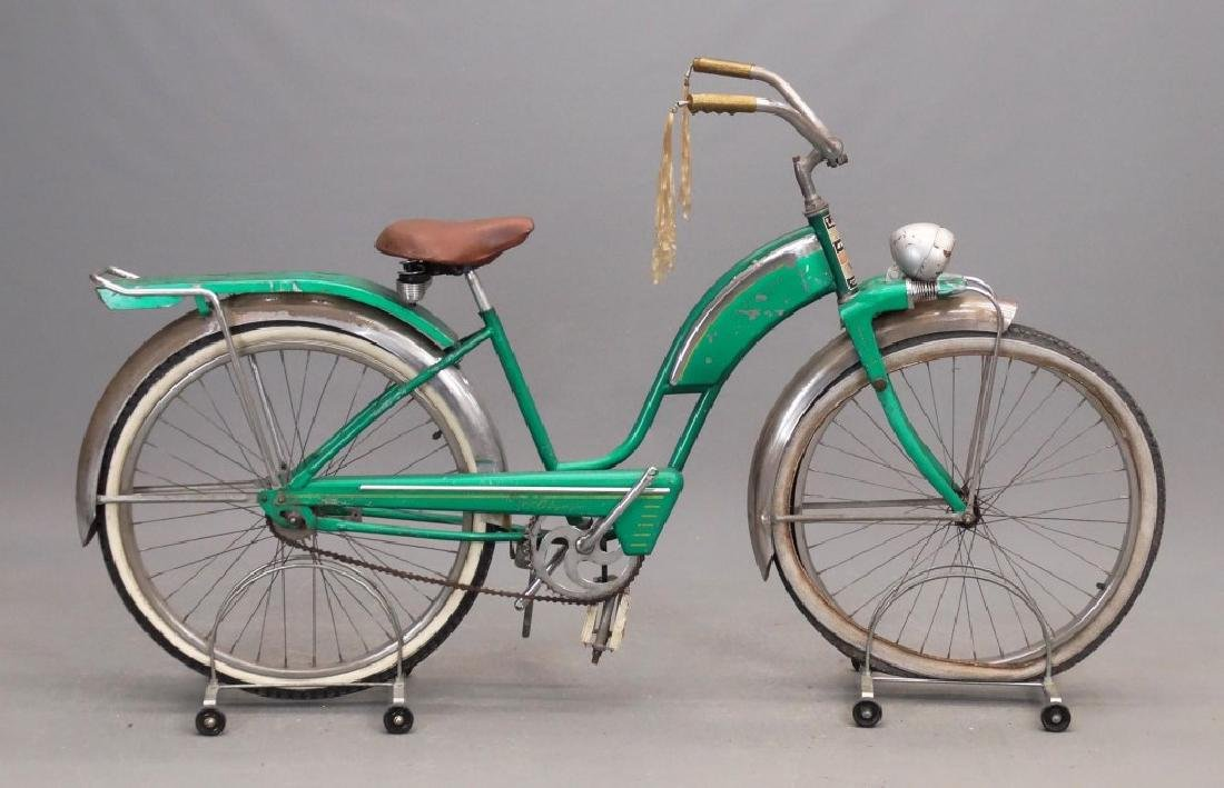 1940's Evans Colson Bicycle