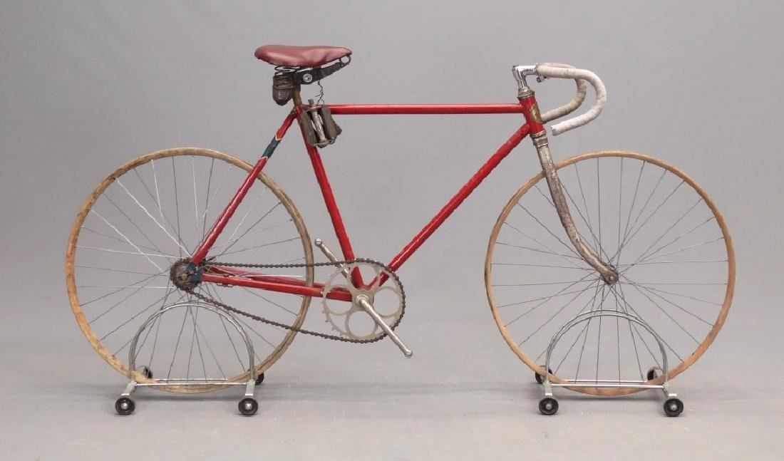C. 1890's Comet Pneumatic Safety Bicycle