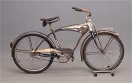 1947 Schwinn Balloon Tire Bicycle