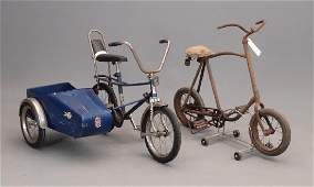 Childs Bicycle Lot