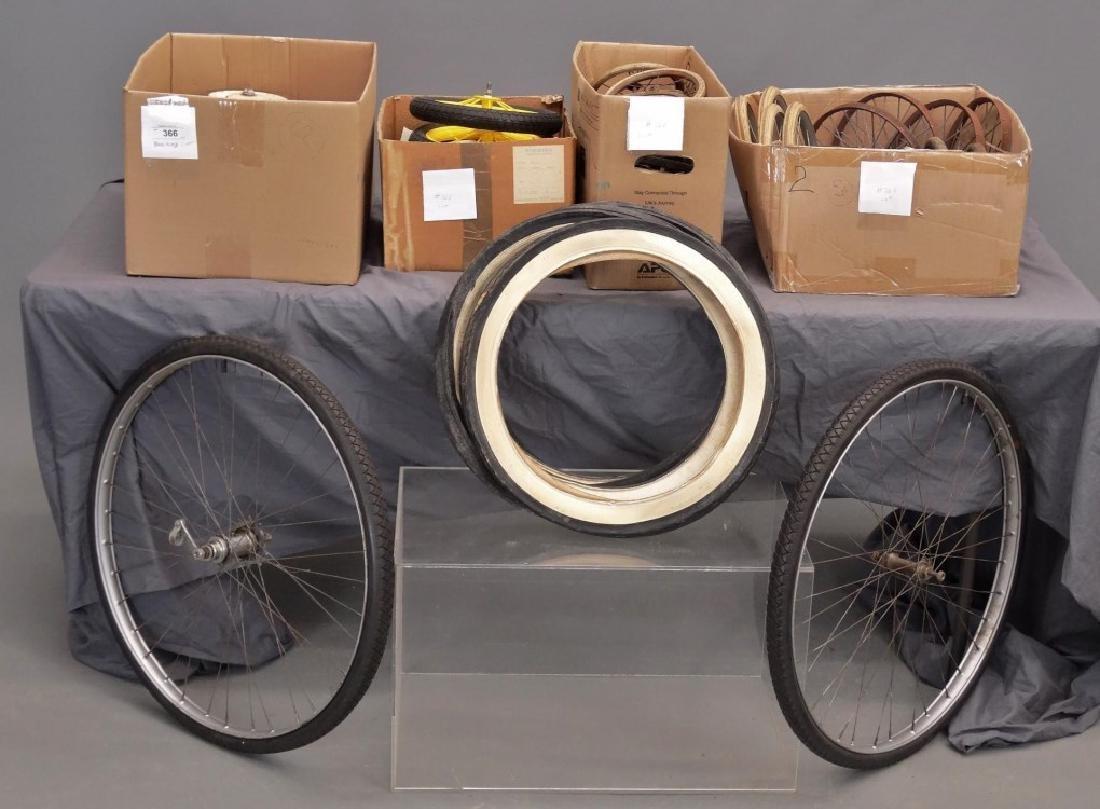 Lot Of Wheels
