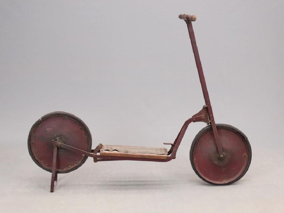 C. 1920's Scooter