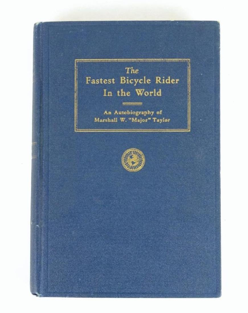Book: The Fastest Bicycle Rider In The World