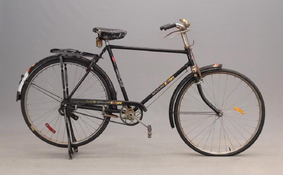 "Atlas ""Goldline Super"" Touring Bicycle"