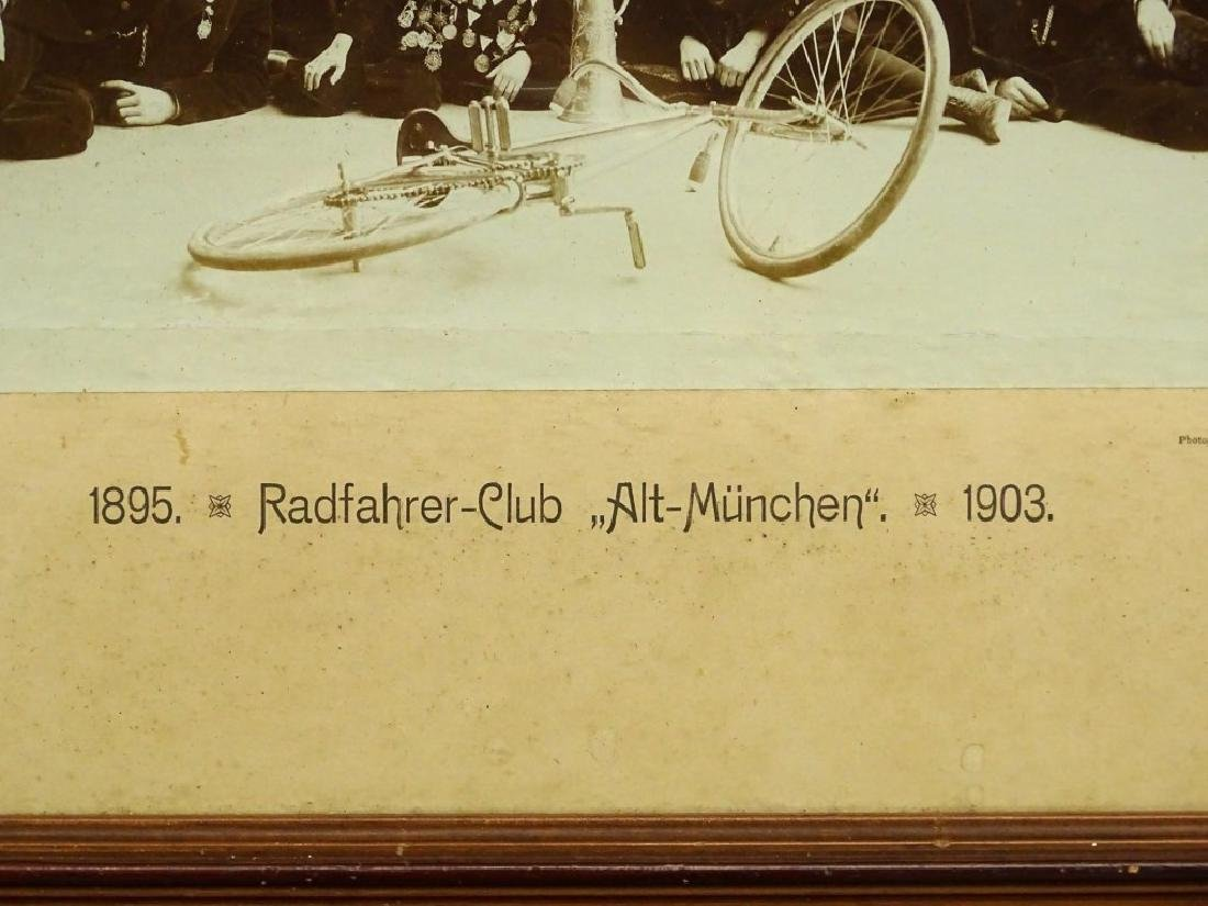 1903 German Bicycle Club Photograph - 4