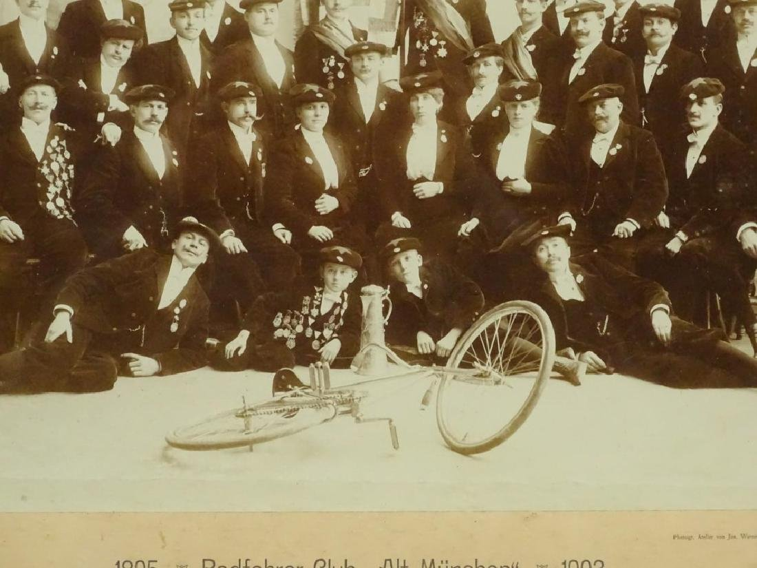 1903 German Bicycle Club Photograph - 5