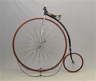 Spillane Replica 50 High Wheel Bicycle