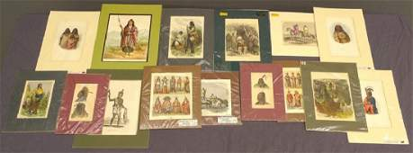 Native American Lithographs And Prints