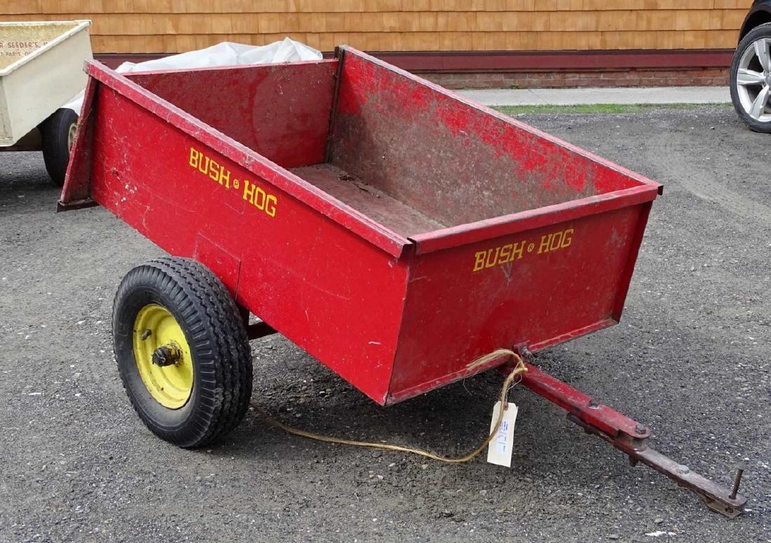 Tractor Dump Cart