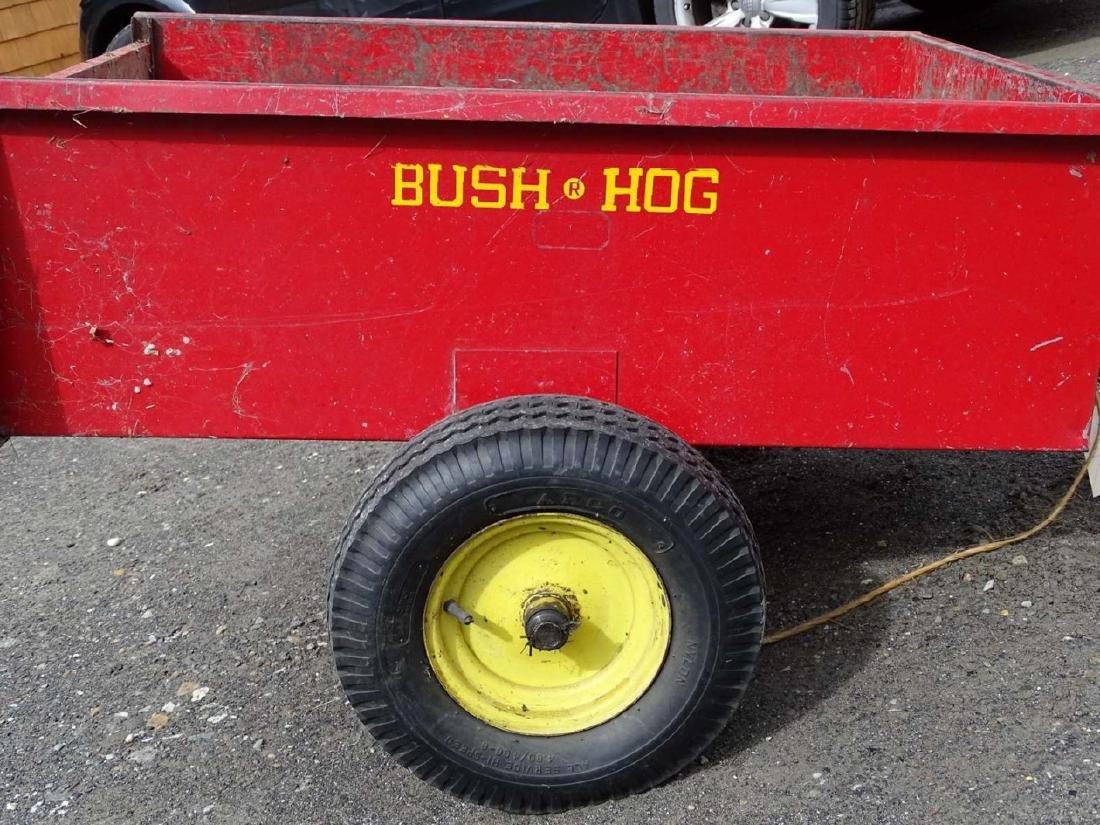 Tractor Dump Cart - 2