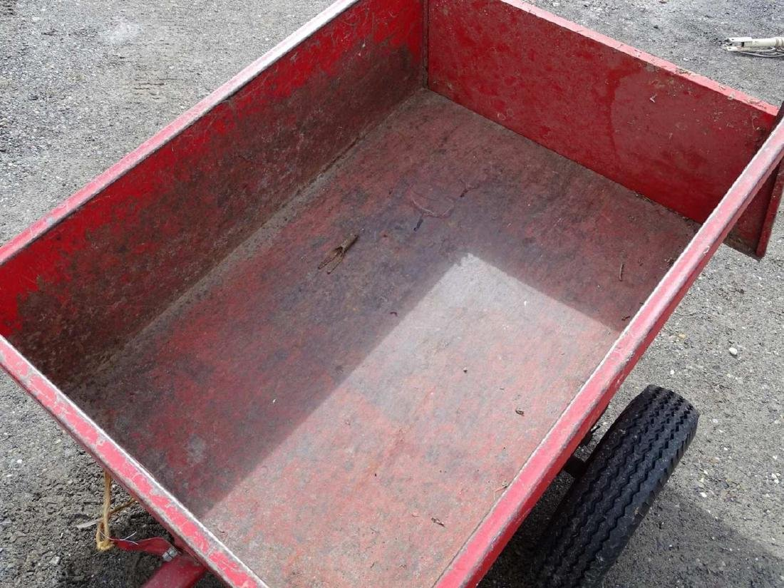 Tractor Dump Cart - 3