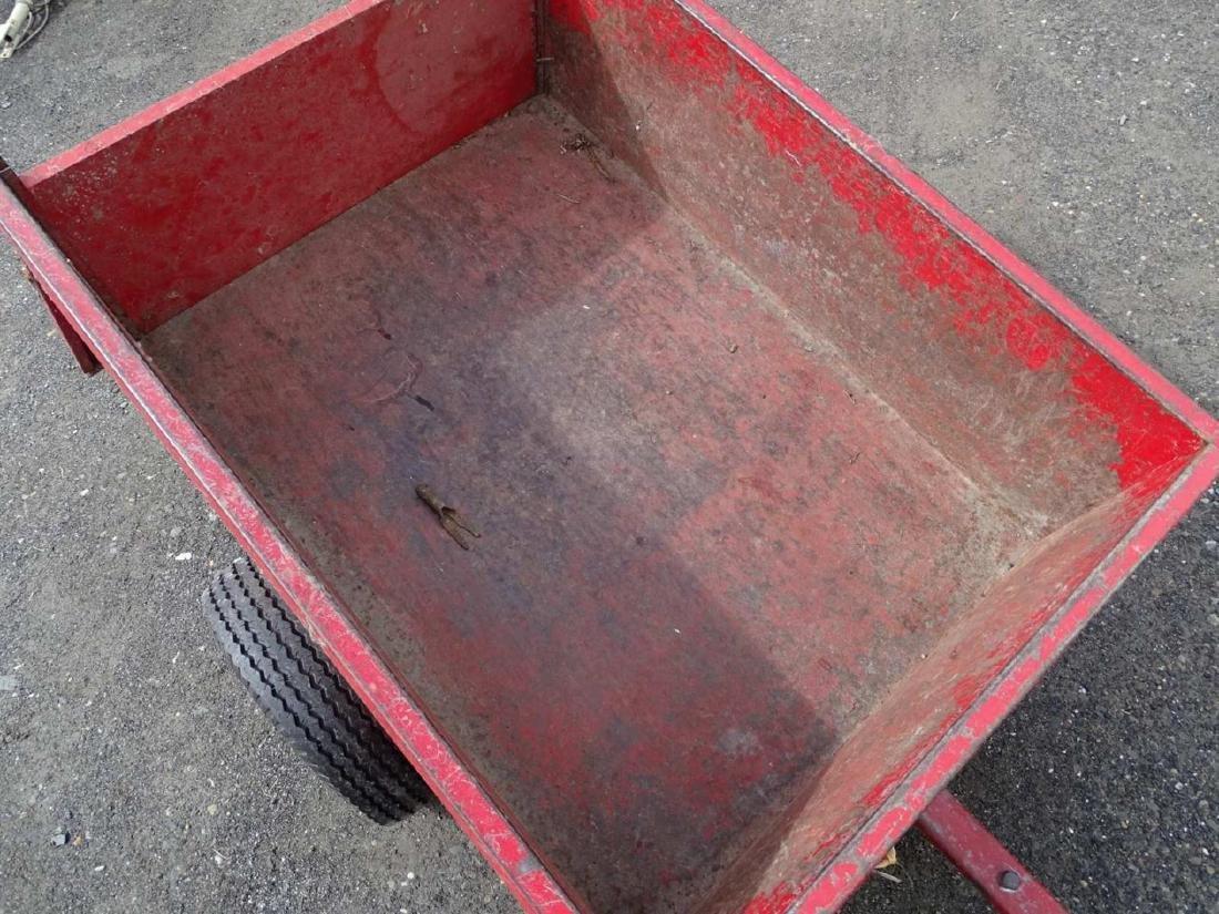 Tractor Dump Cart - 5