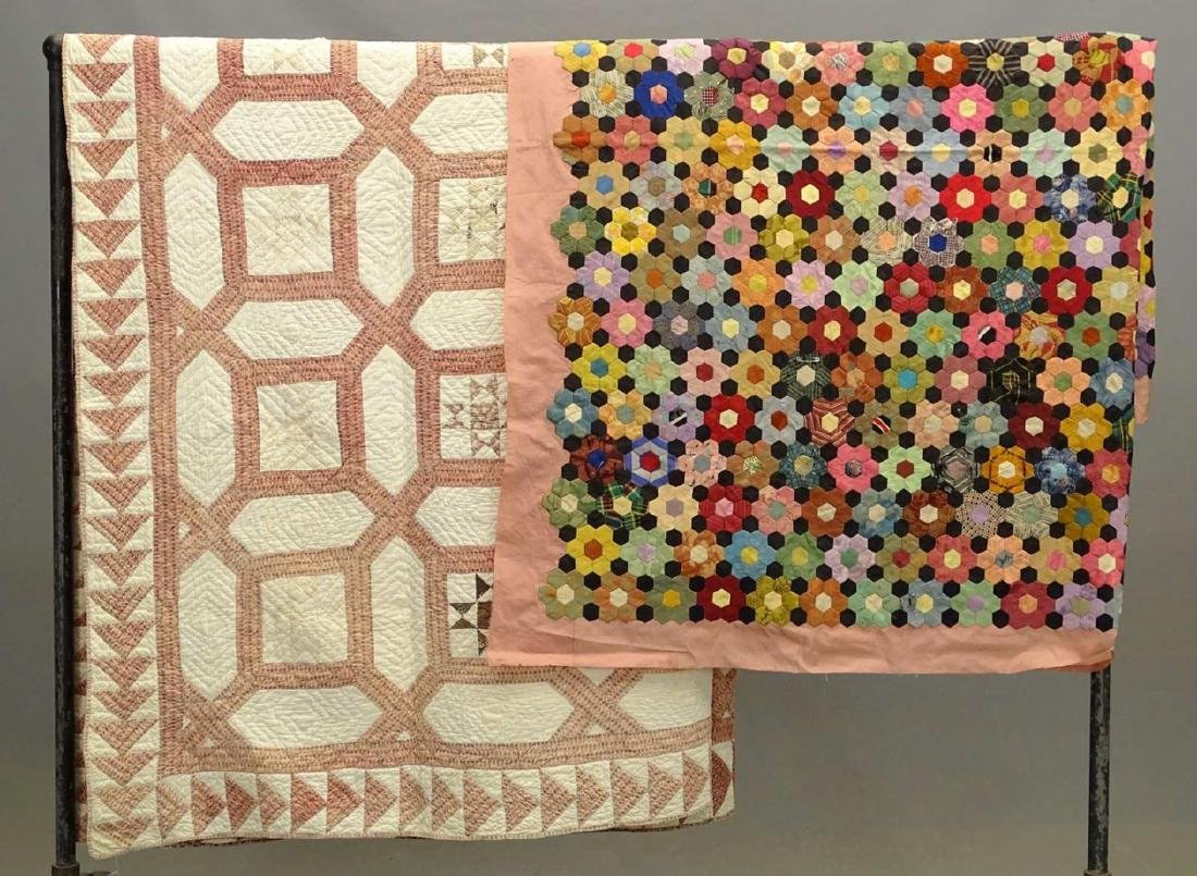 Early Quilt Lot
