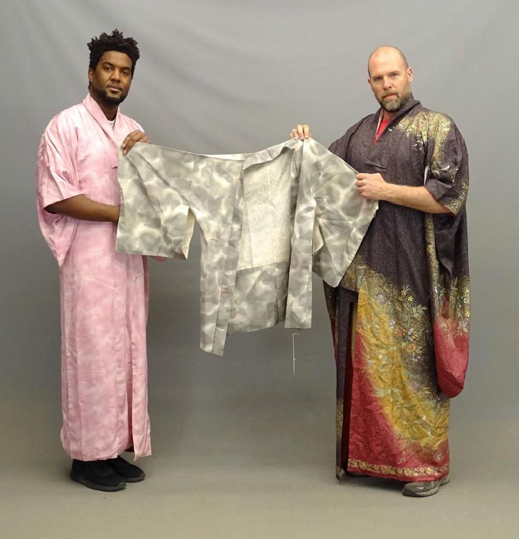 Japanese Kimono Lot