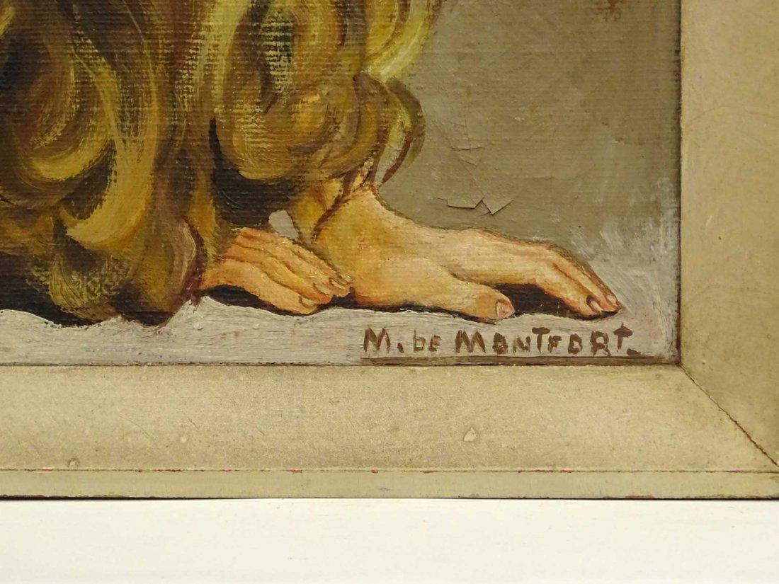 M. be Montrort (20th Century) - 4