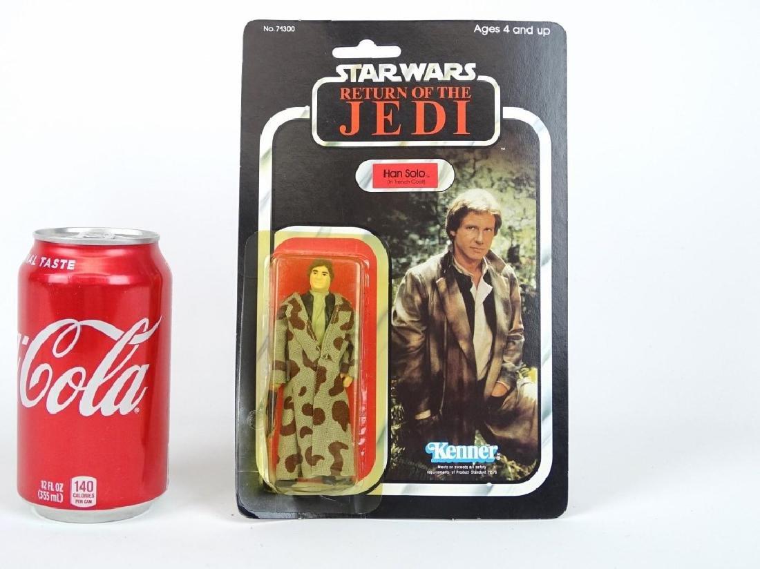 Vintage Star Wars Figure