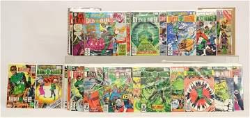 Green Lantern Comic Books