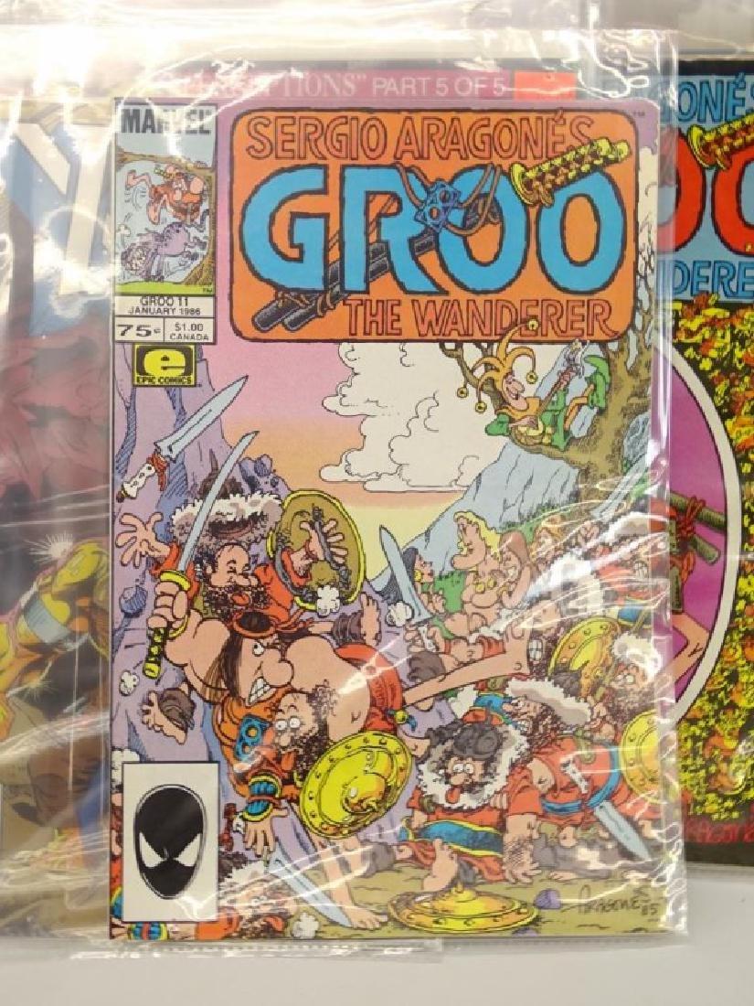 Comic Book Lot - 13