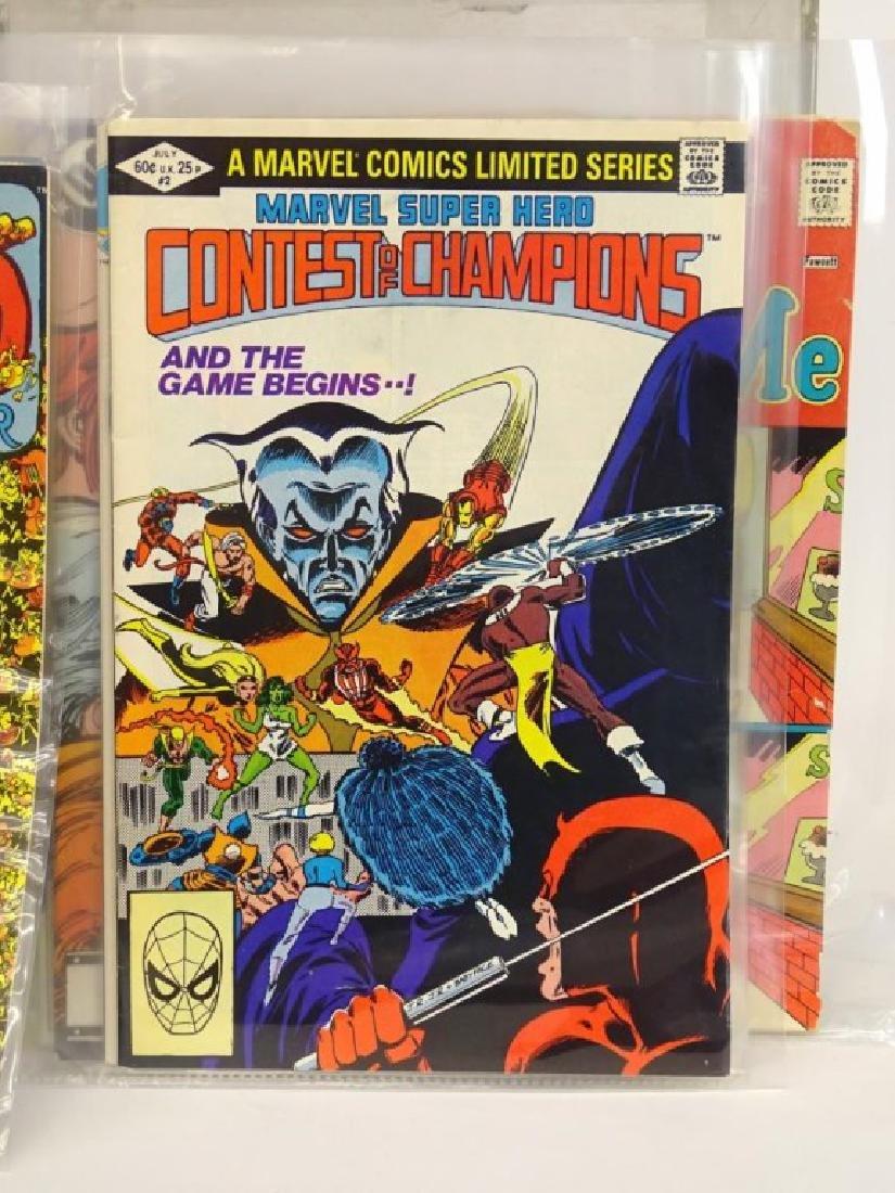 Comic Book Lot - 16