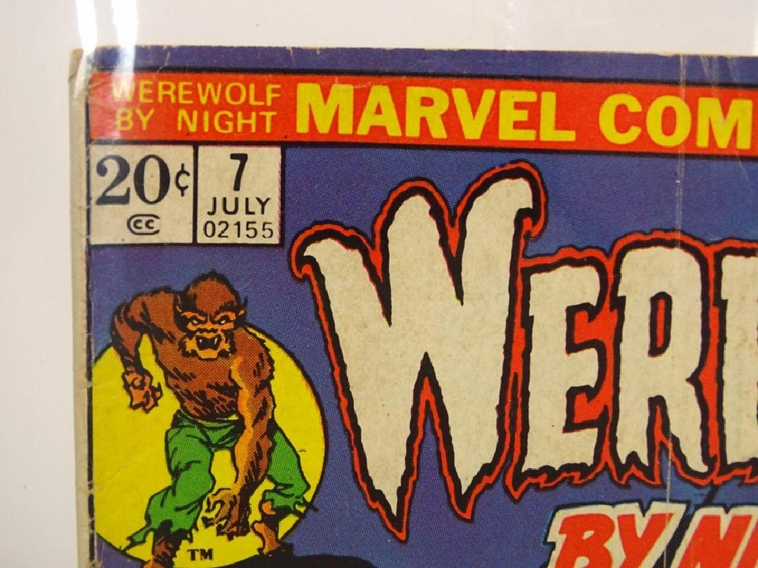 Comic Book Lot - 6