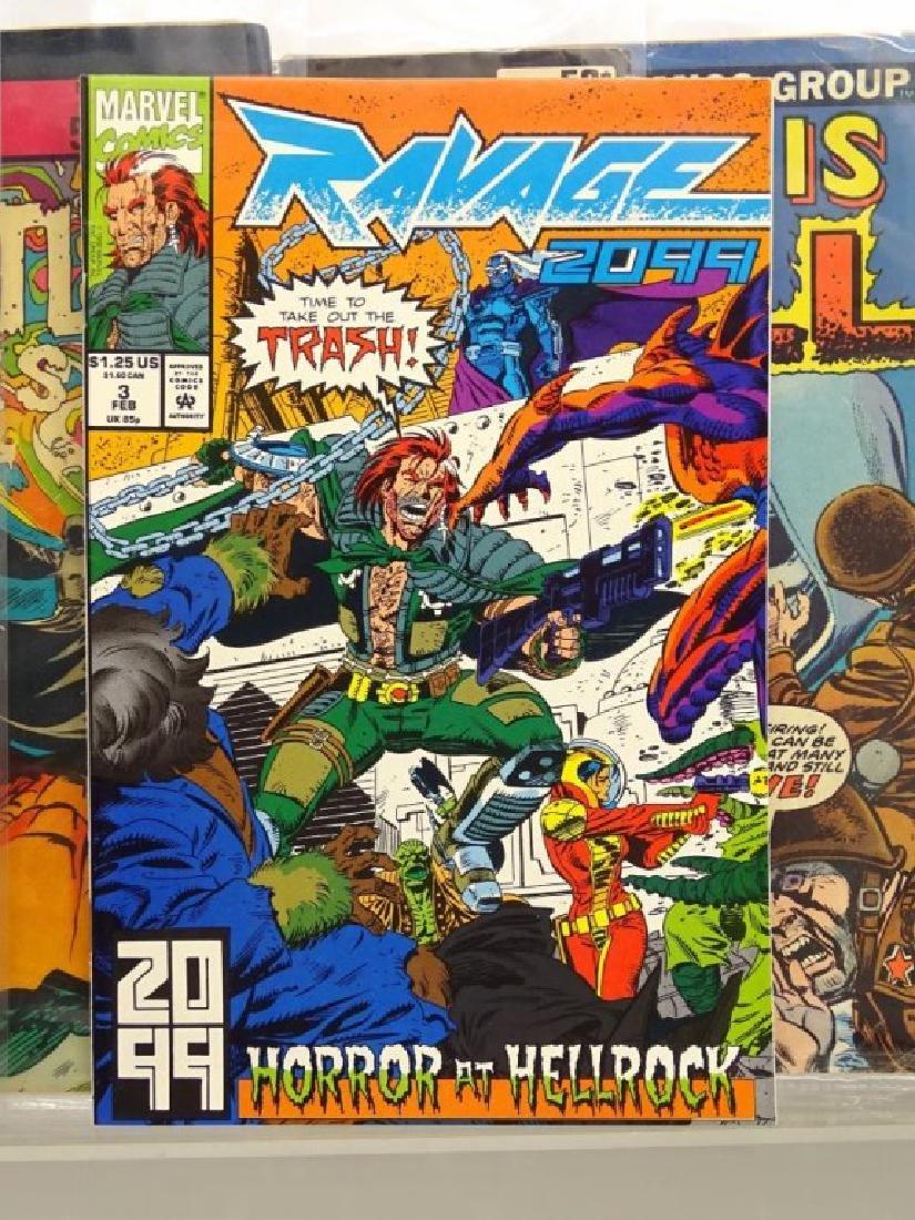 Comic Book Lot - 8