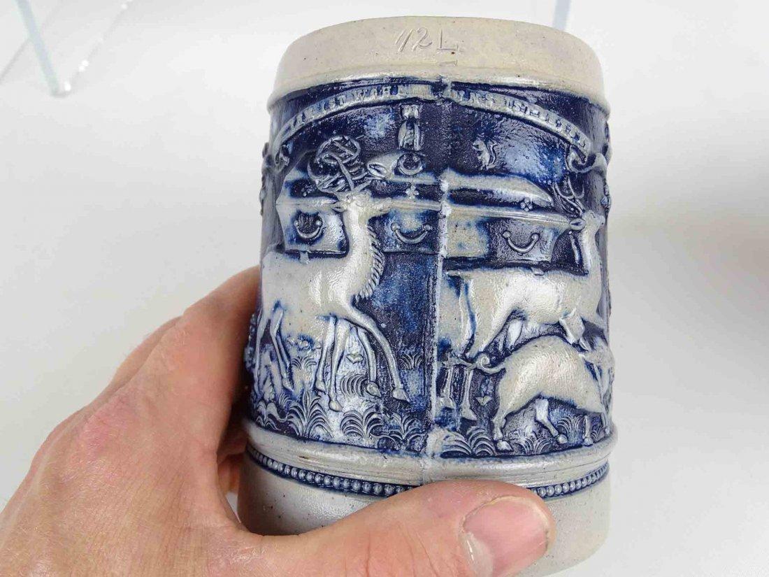Stoneware Mugs - 10