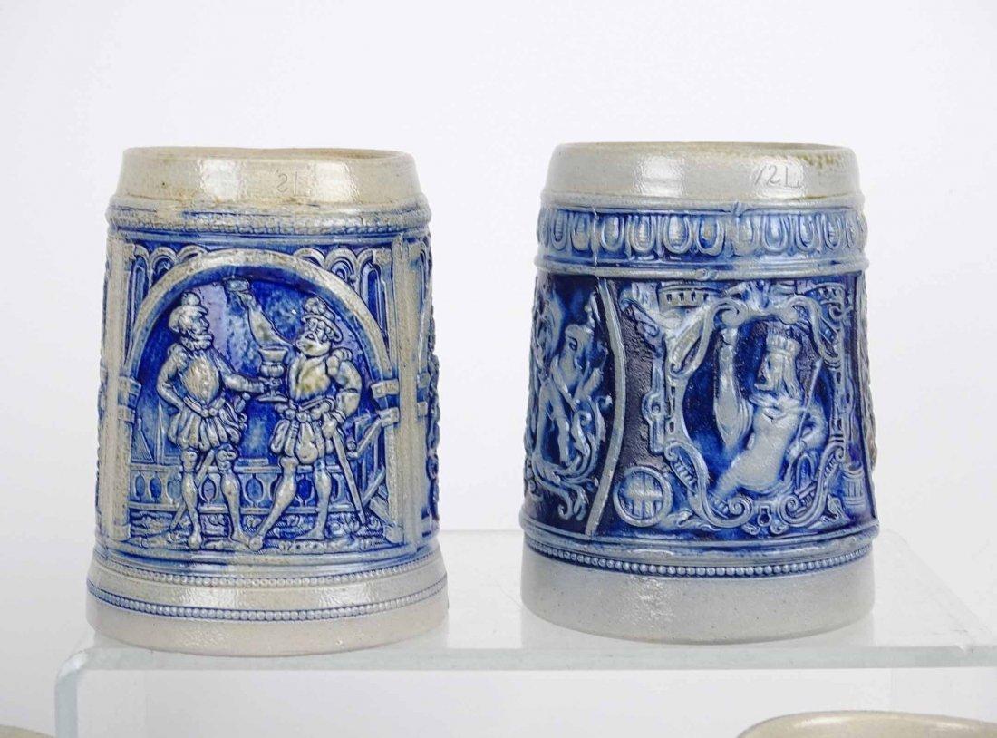 Stoneware Mugs - 2