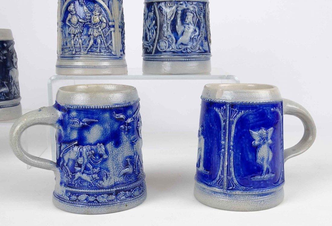 Stoneware Mugs - 3