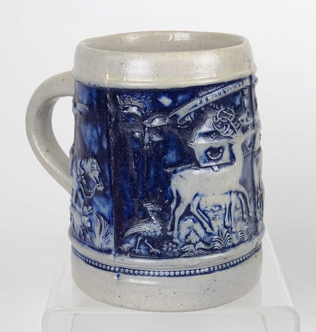 Stoneware Mugs - 4