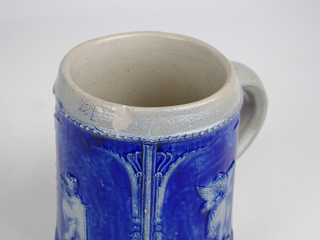 Stoneware Mugs - 5