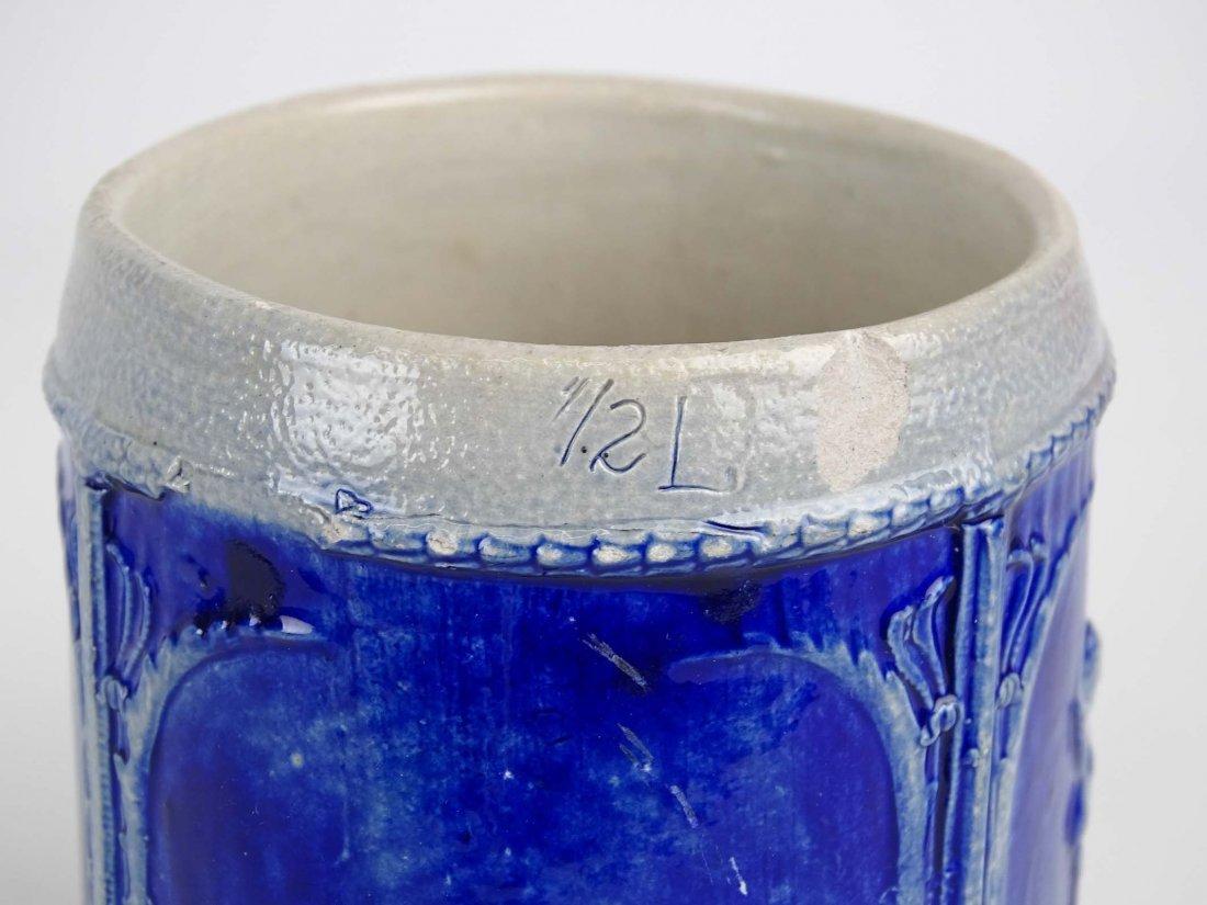 Stoneware Mugs - 6