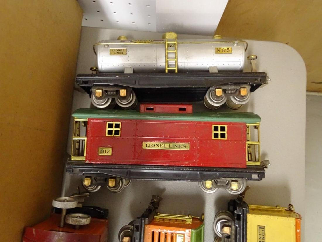 Early Lionel Line Train Set - 2