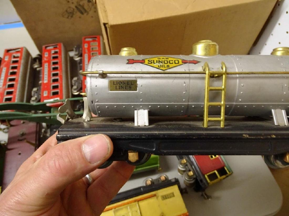 Early Lionel Line Train Set - 5