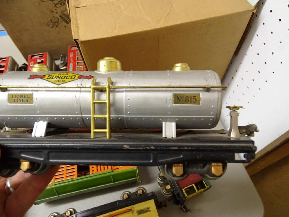 Early Lionel Line Train Set - 6