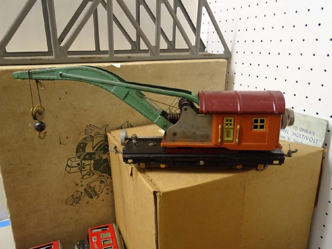Early Lionel Line Train Set - 7