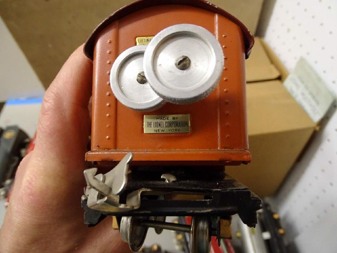 Early Lionel Line Train Set - 9