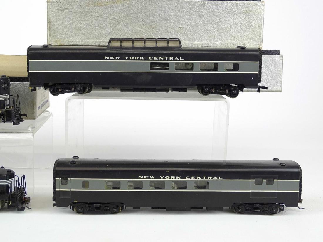HO Scale Model Train Lot - 2