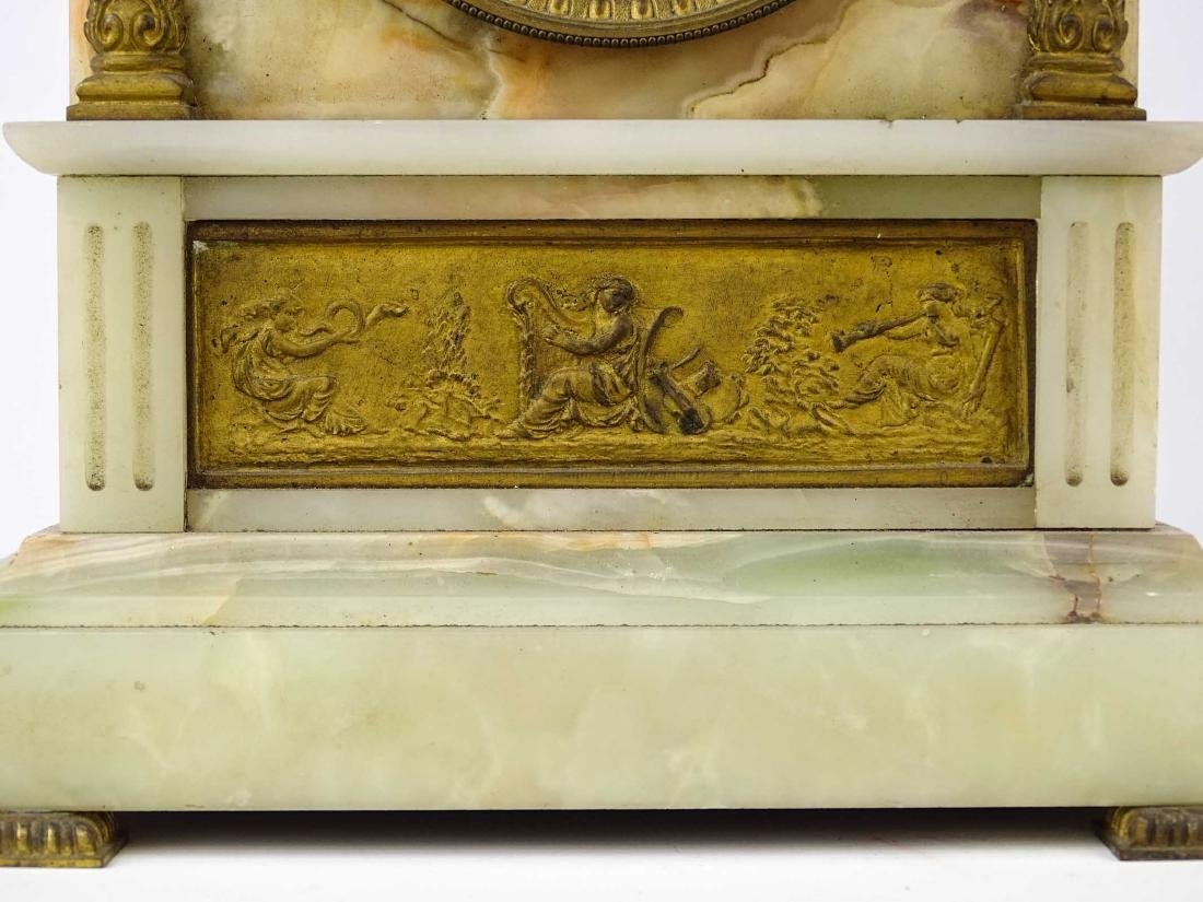 French Marble Clock - 4