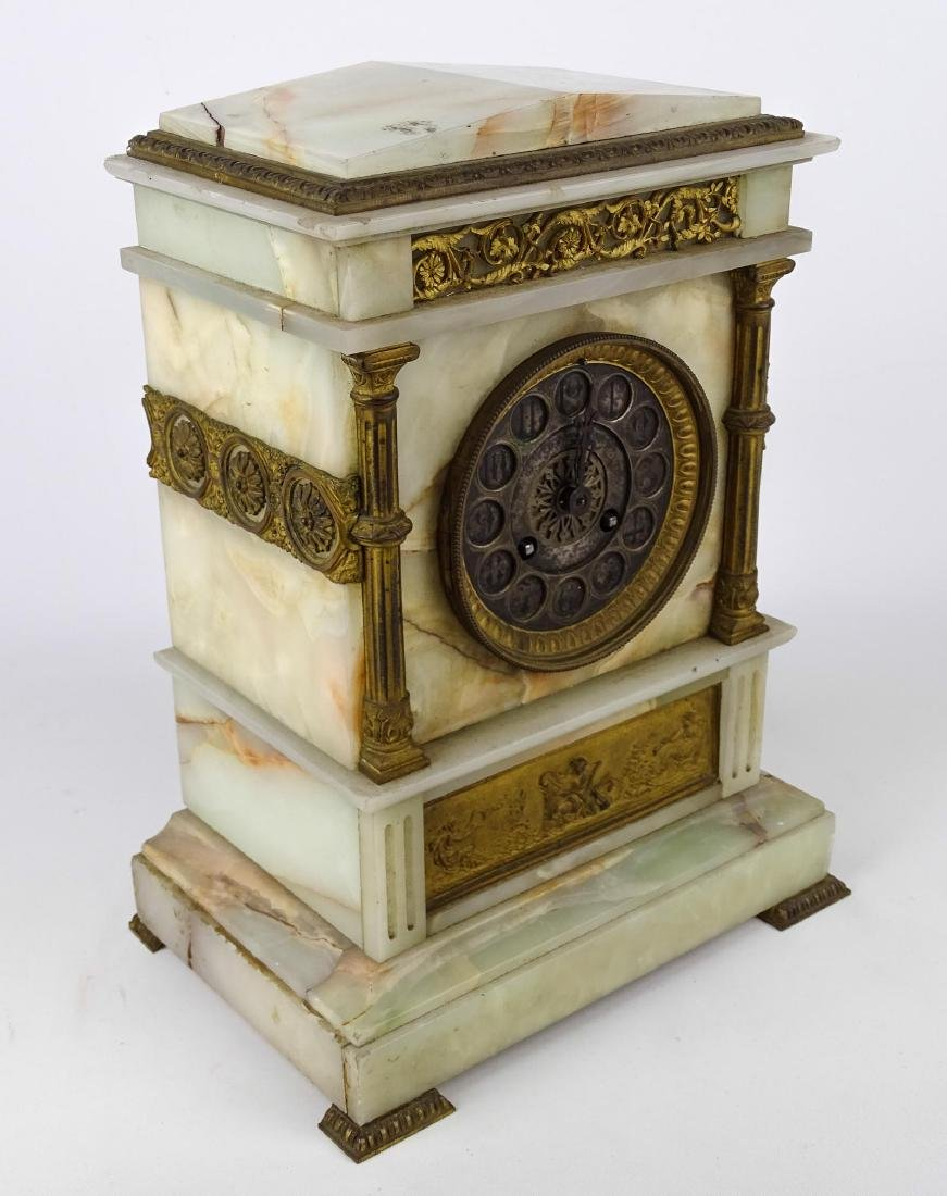 French Marble Clock - 5