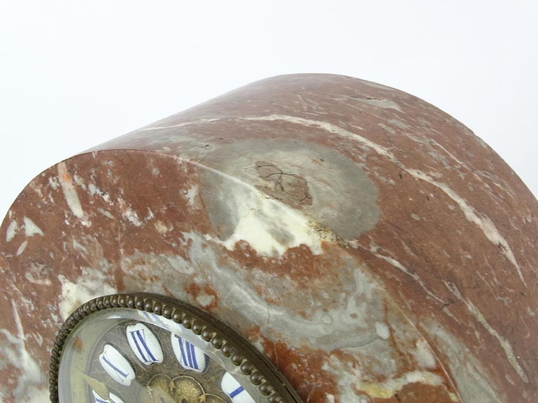 French Marble Clock - 6