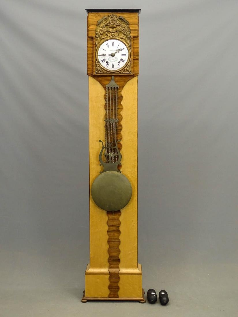 French Grandfather Clock