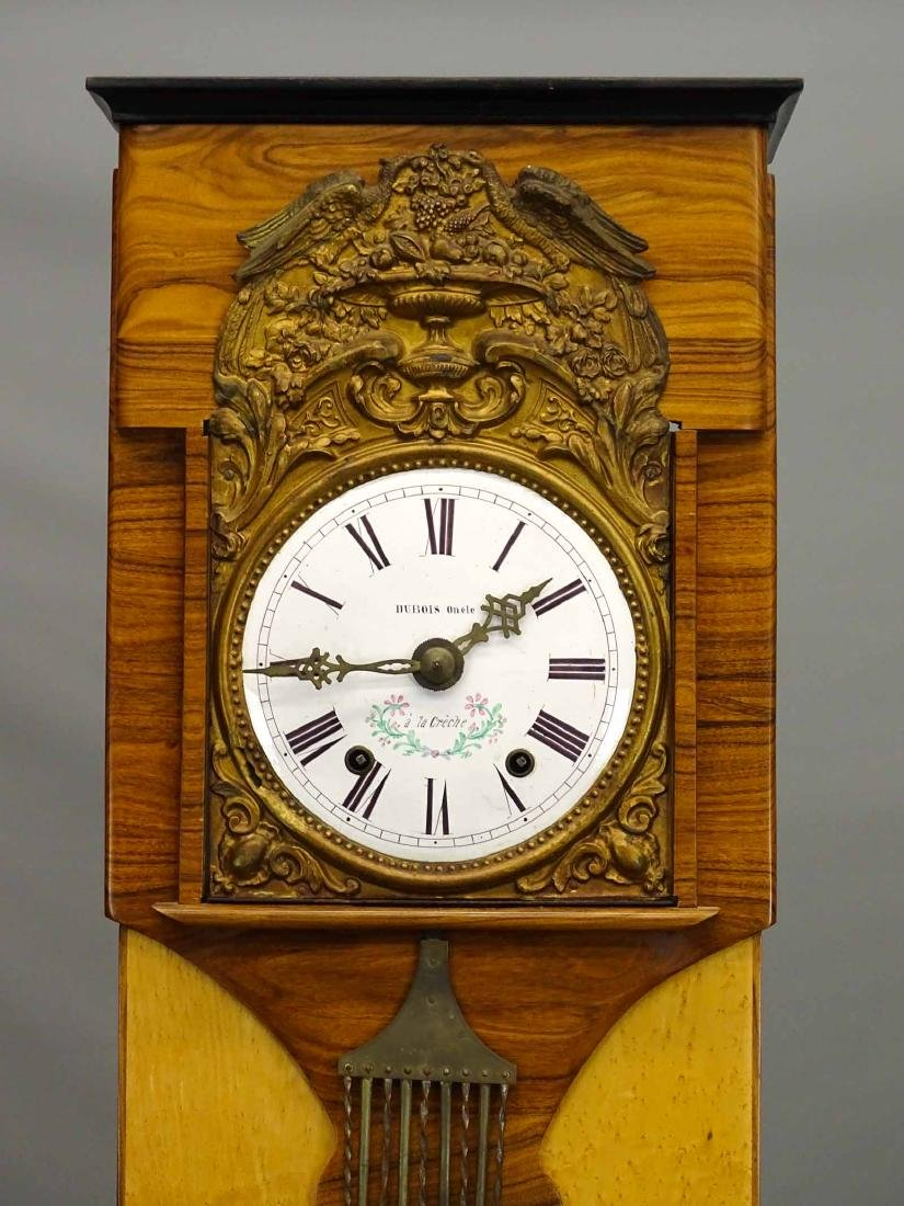 French Grandfather Clock - 2