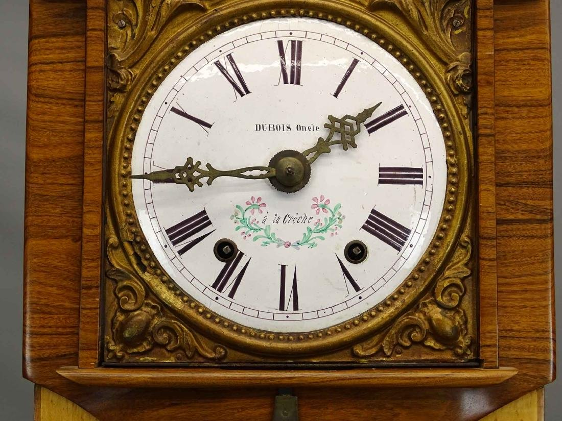 French Grandfather Clock - 3